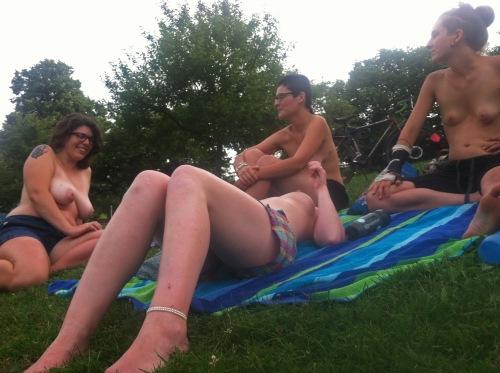 Frick Park July 16 1